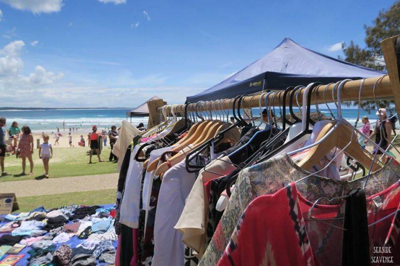Batemans Bay will hold it;s first Seaside Scavenge on July 7. Photo: Seaside Scavenge Facebook.