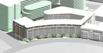 Morris Property Group to transform City car park into 1000 apartments