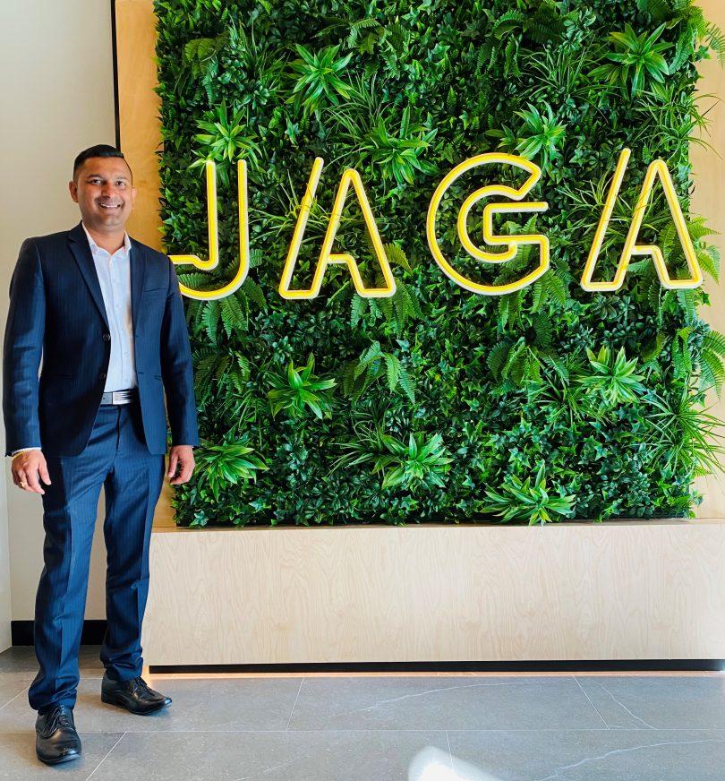 Swaroop Kaushik, JAGA Workspaces