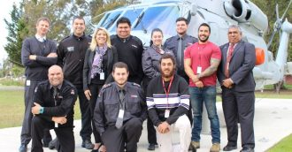 Defence jobs building a bridge to reconciliation in the Shoalhaven