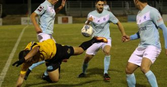 Belconnen United draw line in the sand as club moves forward from mid-season sacking