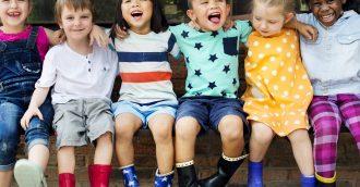 Helping your pre-schooler make friends