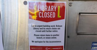 Ask RiotACT  What  8217 s happening at Dickson Library?