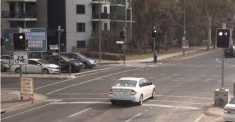Canberra drivers to see images of speed and red light offences for free online