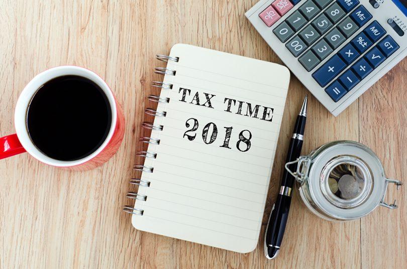 Tax time 2018