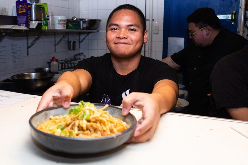 order up at Red Hills Thai Tea House. Photo: Daniella Jukic