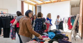 Circular Economy Clothes Swaps have become a thing in Canberra!