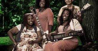 Turner Brown Band brings US Gospel Blues to Canberra