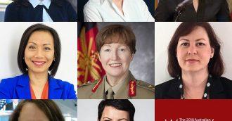 The prestigious Canberra Women's Leadership Symposium 2018