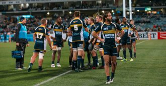 Brumbies to trim squad with up to ten players leaving at end of season