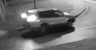 CCTV shows vehicle used in Calwell shooting and arson attack