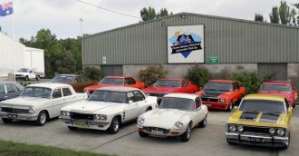 Cooma Car Club opens the Don Bottom Memorial Shed