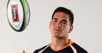 Leaving everything that he knows, Brumbies Darcy Swain finds his family away from home