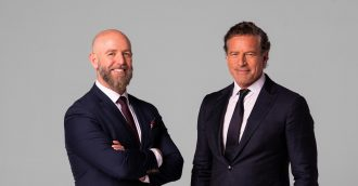 Stars align for Geocon and finance guru Mark Bouris
