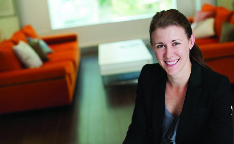 Hannah Gill, Managing Director of Property Management at Independent Property Management. Photo: Supplied.