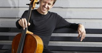 Cellist all Smiles about returning to the Llewellyn Hall stage with the CSO