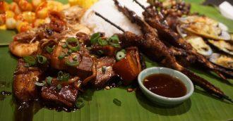 The Whole Kit and Ka-Boodle Feast at Kusina Filipino Restaurant