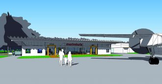 Step ahead for Merimbula Airport and Merimbula Aldi