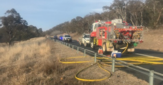 Monaro Highway crash adds to a shocking 48 hours