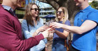 Cellar Door: A new weekly wine market launching in NewActon