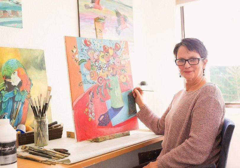 Susan Trudinger - Work in progress