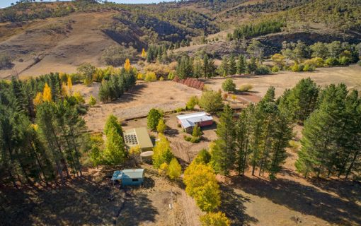 High-country spread offers a big sky lifestyle close to the Snowy Mountains