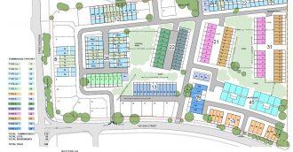 Village reveals revised plans for Weston housing development