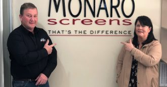 Bucking the trends in business – Monaro Screens