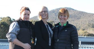 Campbell 5: Canberra's newest precinct building strong community spirit