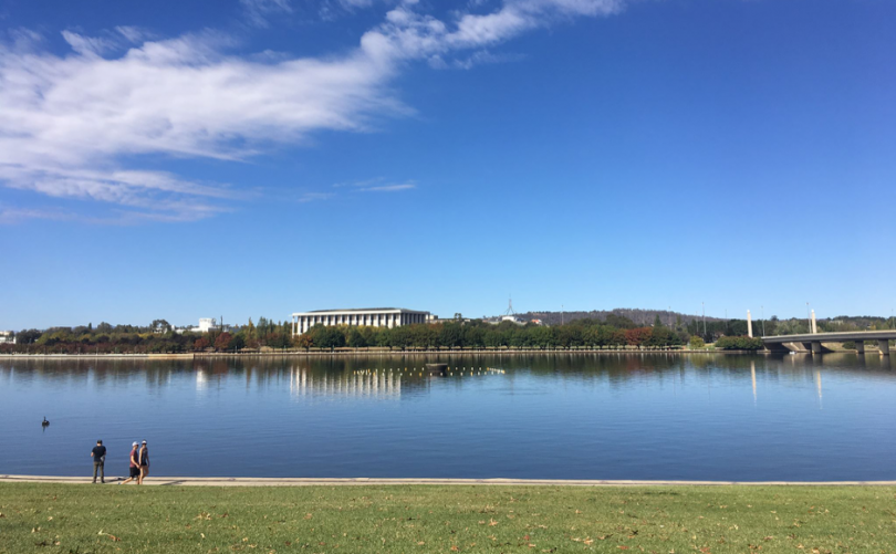 There's still plenty to enjoy in the great outdoors even in the depths of a Canberra winter. Photos: Supplied.