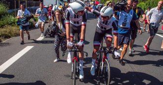 Canberran Michael Matthews abandons Tour de France due to illness