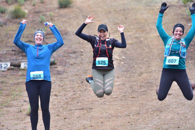 Kowen Trail Run. Photo: Bob Miller