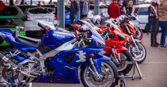 Revved up family event success – All Japanese car and bike show