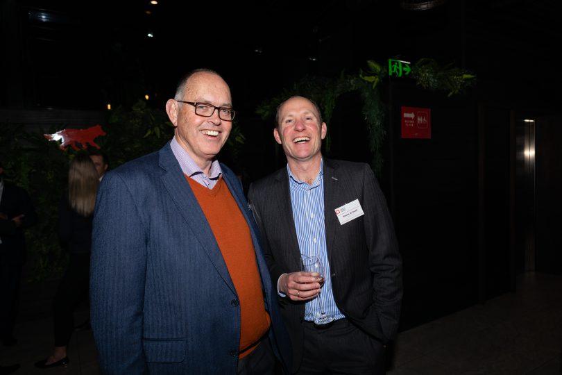Greg Taylor and Maurits de Graeff