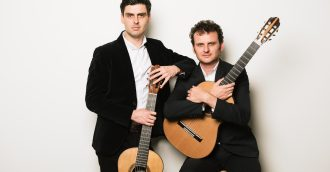 Four world-class musicians: The Grigoryan Brothers and the Beijing Guitar Duo unite for an evening of guitar virtuosity