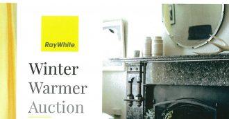 Winter Warmer Auction Night