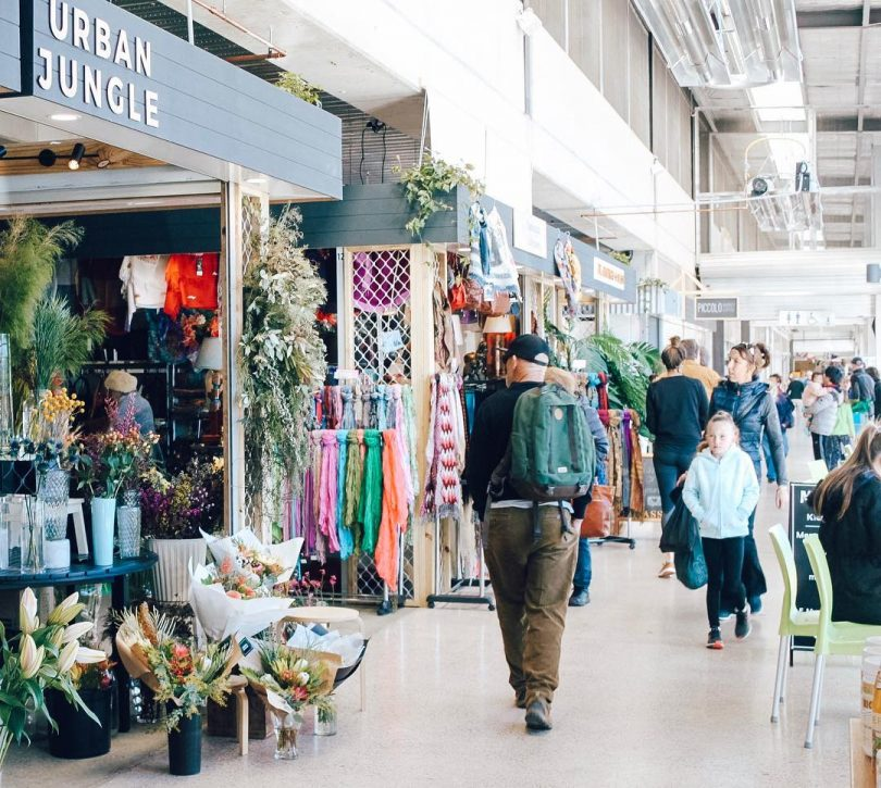 expanded fyshwick markets now home to 40 new traders the riotact rh the riotact com acme markets shop at home markets at home