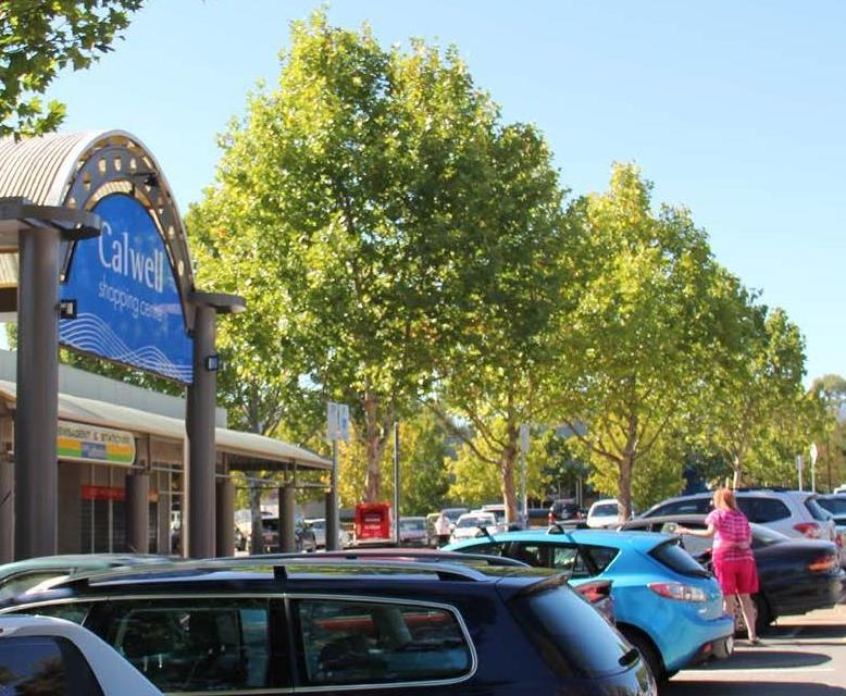 Calwell shops