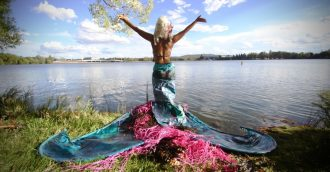 Artworks from around the globe grace the shores of Lake Burley Griffin for Contour 556