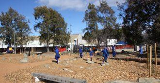Nature-based play park comes to life at Giralang