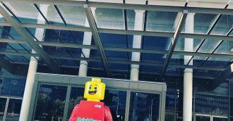 Mel Bezear: Fueling LEGO spirit, brick by brick