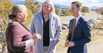 Mount Taylor Nature Reserve car park upgrade to meet growing demand