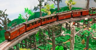 Lego lovers get on board the 2018 Canberra Brick Expo