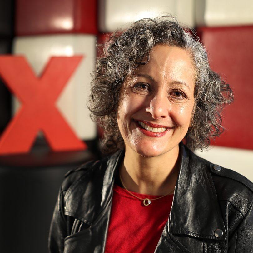 TEDxCanberra speaker, Catherine Rickwood. Photo: Supplied.
