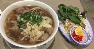 Best of Canberra – Vietnamese Pho Noodle Soup