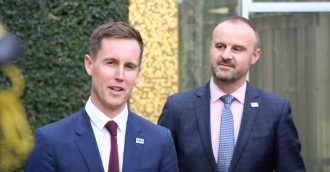 Chris Steel to be eighth Minister in Barr Government