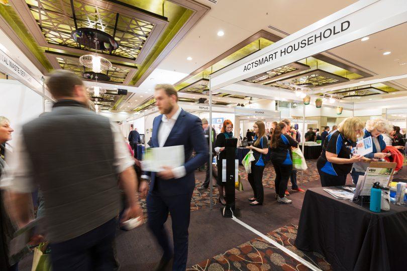 ActSmart Sustainability Expo.