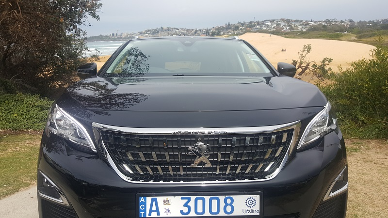 Taking a closer look at the Peugeot 3008