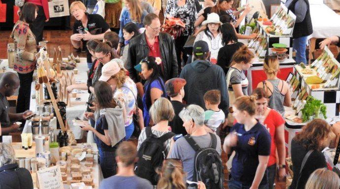 Living Green Vegan Markets Head To Canberra