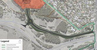 Government wants EIS exemption for access road to Yarralumla Brickworks Precinct